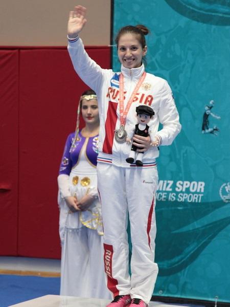 Алиева Наиба Айдын-кызы