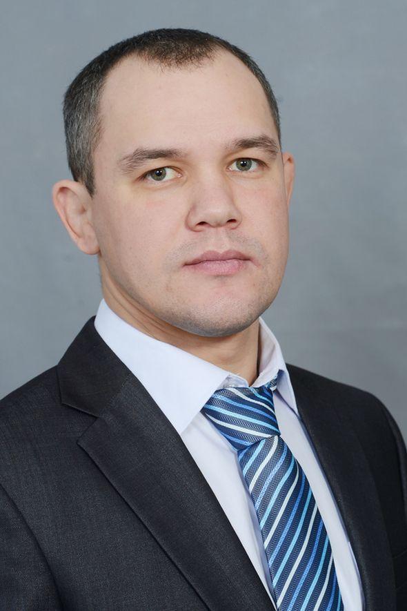Богатырев Дмитрий Викторович