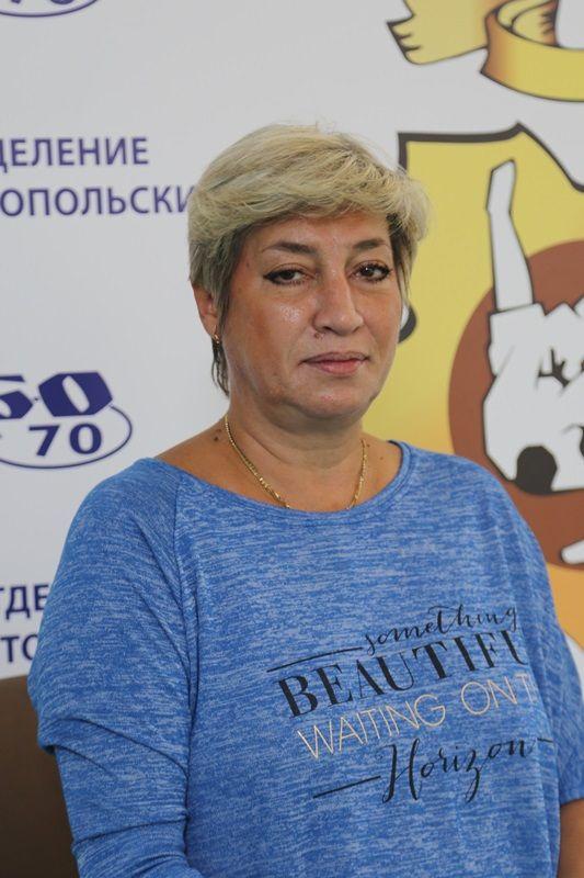 Войно Ирина Вазгеновна