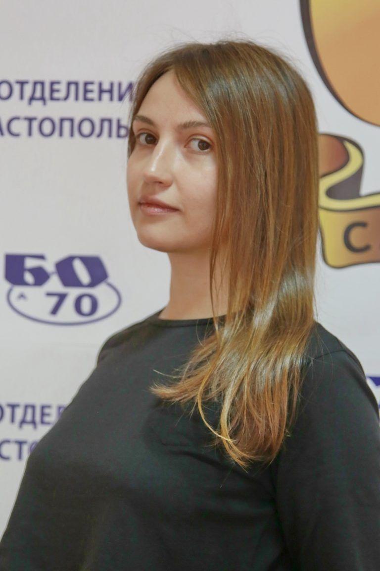 Гарипова Анастасия Вадимовна