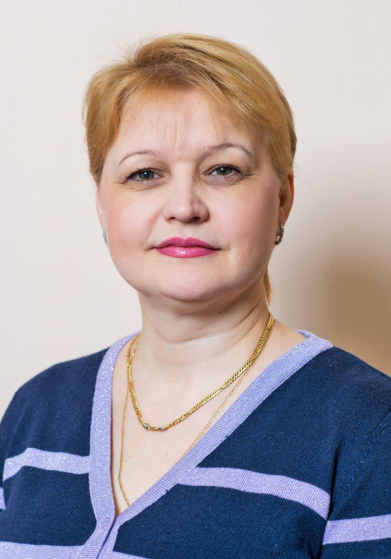 Епифанова Жанна Владимировна