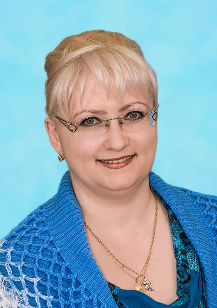 Жаткина Марина Анатольевна