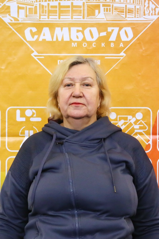 Иванова Лидия Александровна