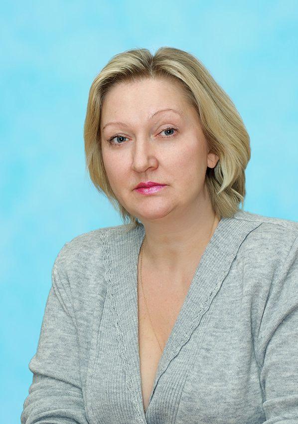 Игнатова  Виктория Михайловна
