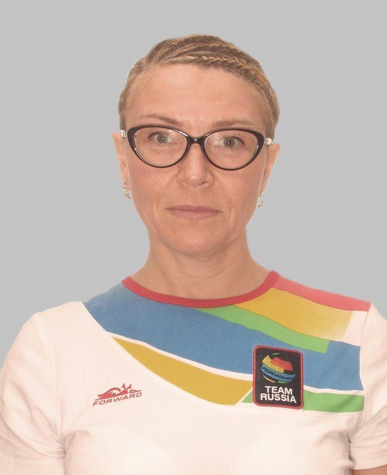 КОВАЛЕВА Ольга Алексеевна