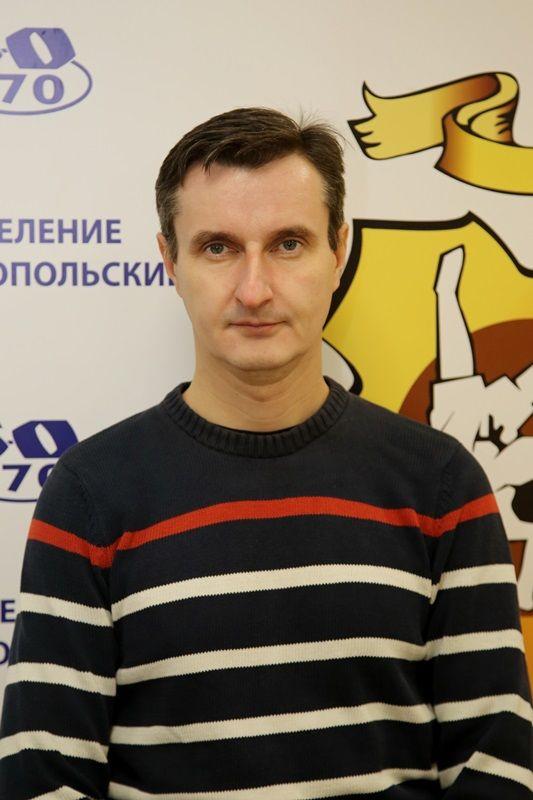 Калюжный Александр Сергеевич