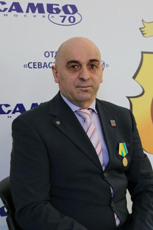 Каппушев Заур Амурбиевич