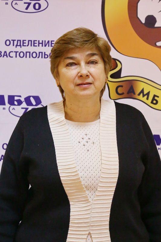 Колосова Наталья Борисовна