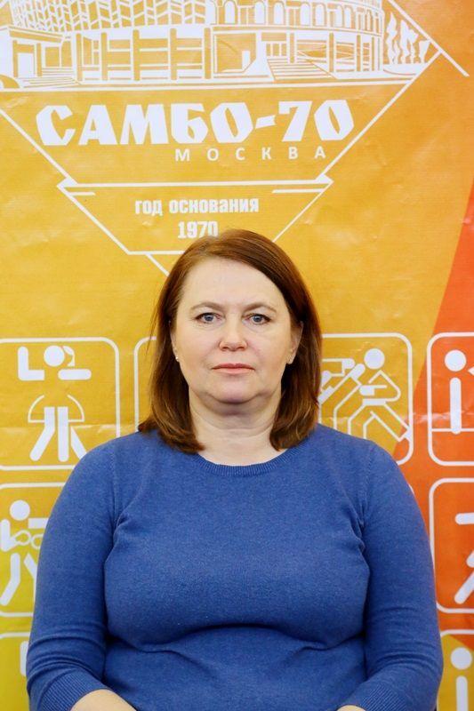 Краснова Елена Игоревна