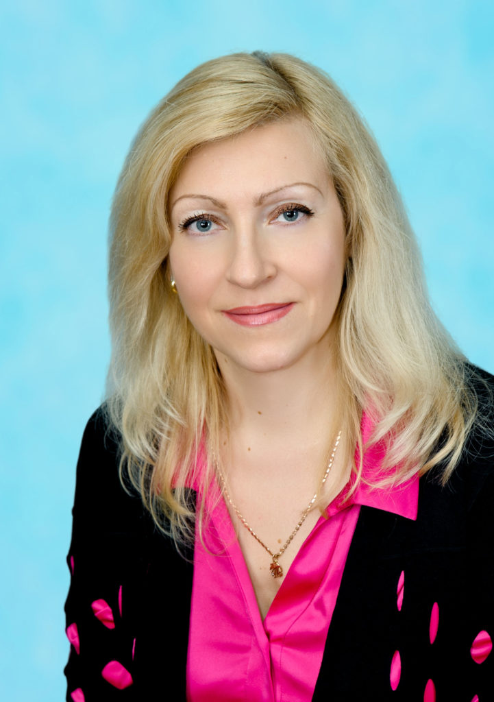 Луговских Тамара Николаевна