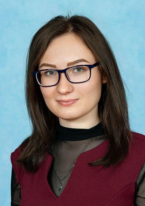 Лукина Елизавета Валерьевна