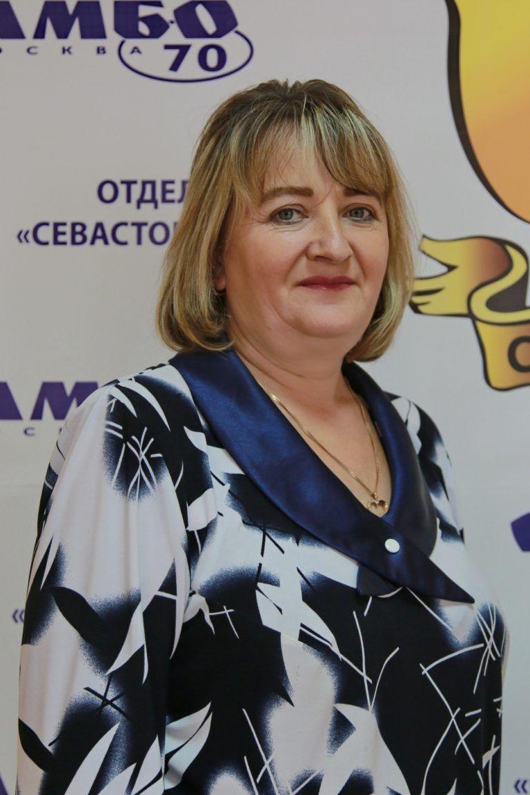 Никитина Светлана Анатольевна