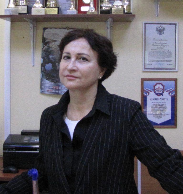 Разумова Наталья Алексеевна
