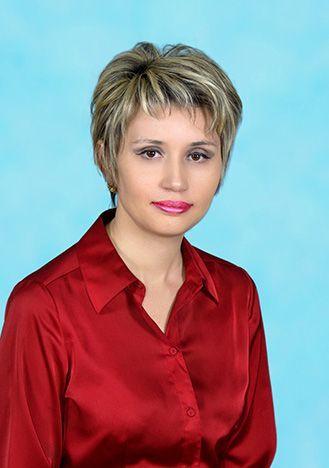 Решетняк Виктория Юрьевна