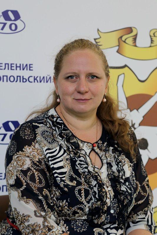 Ряшенцева Анна Николаевна