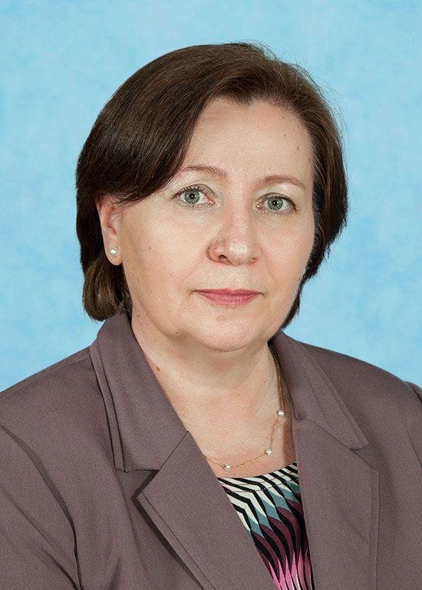 Серовикова Ирина Николаевна