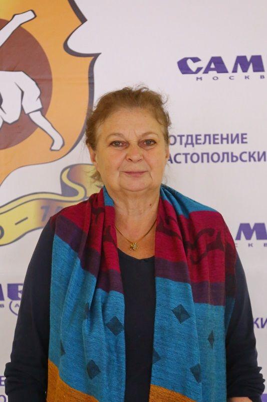 Славуцкая Элеонора Алексеевна