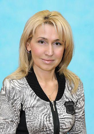 Старостина Евгения Ростиславовна