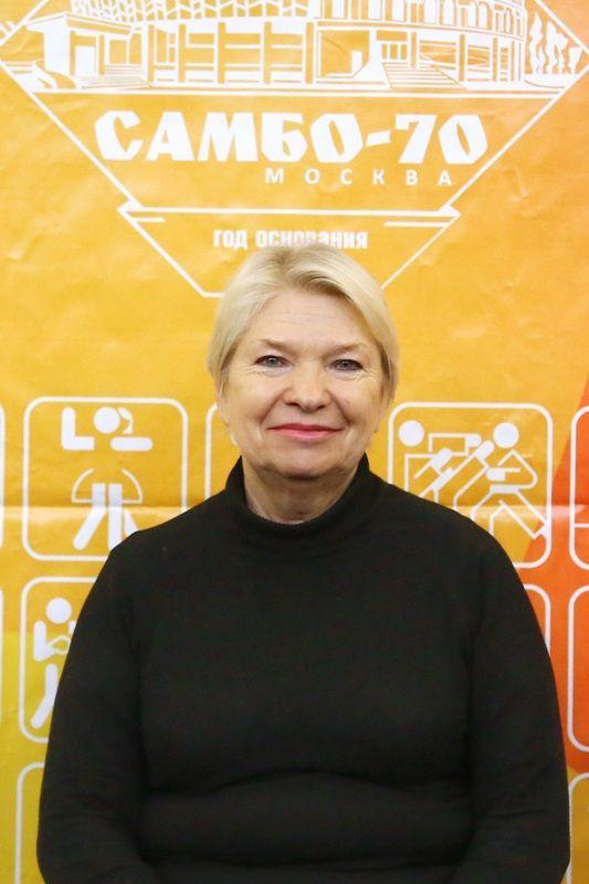 Степаненко Валентина Алексеевна