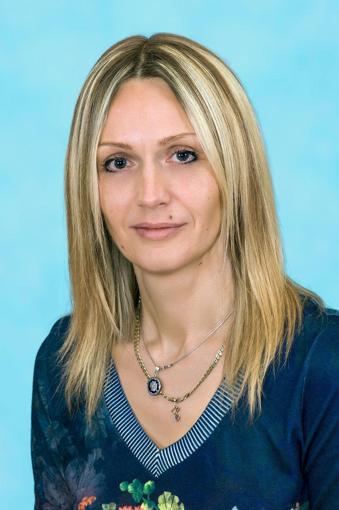 Сафонова Елена Васильевна