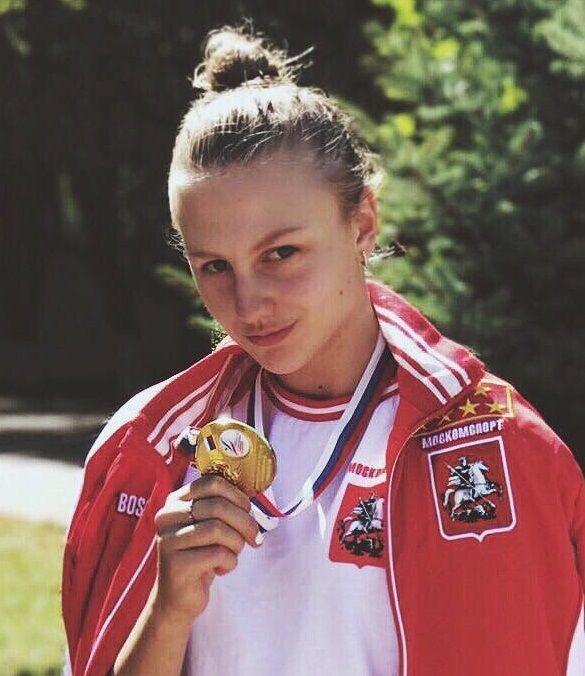 Харченко Анастасия