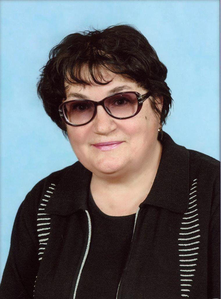 Чабан Елена Владимировна