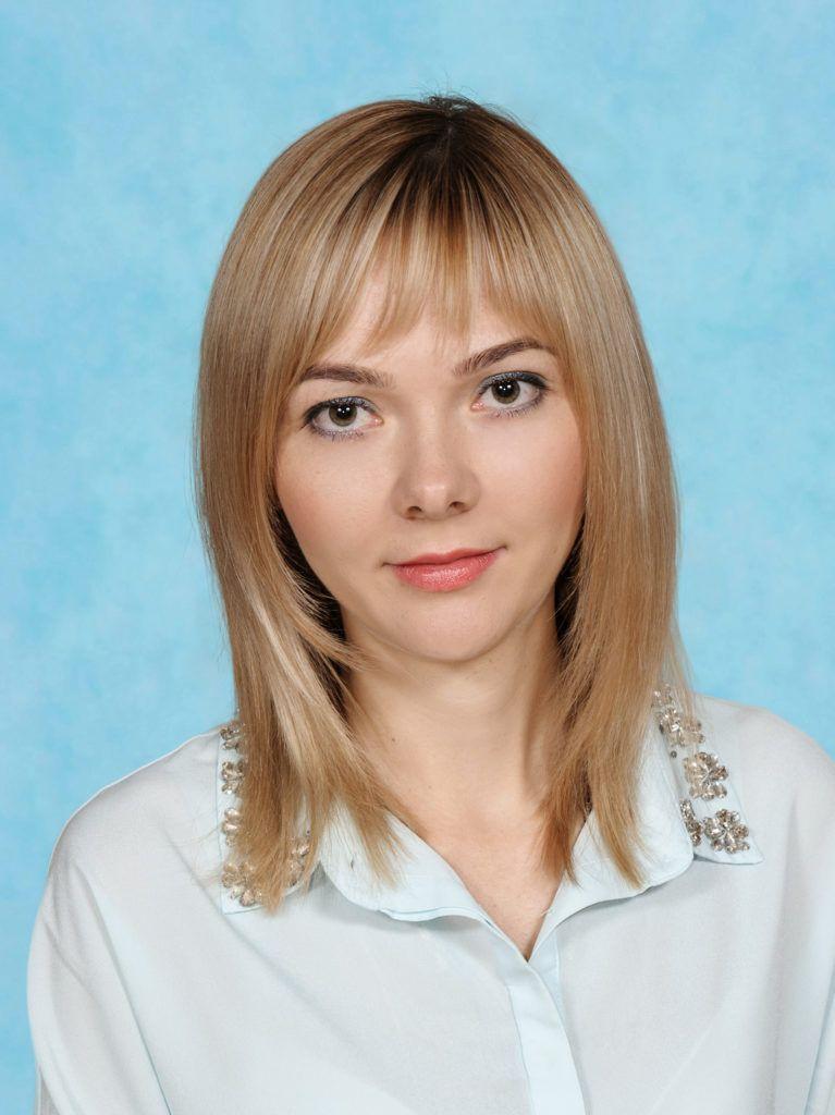 Шарганова Анна Владимировна