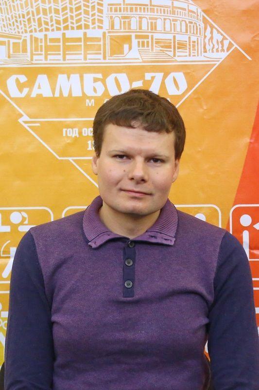 Ширяев Илья Викторович