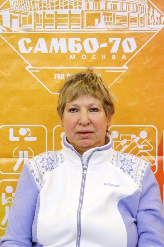 Щеглова Людмила Петровна