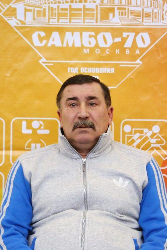Щеглов Виктор Владимирович
