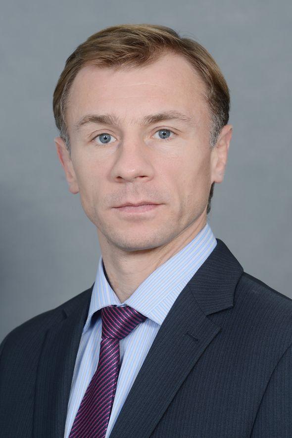 Юхарев Сергей Сергеевич