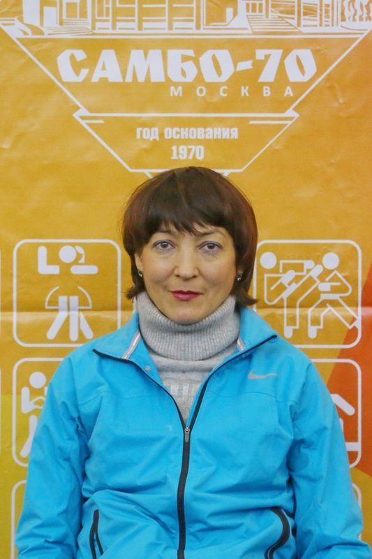 Ярышкина Тамара Филипповна