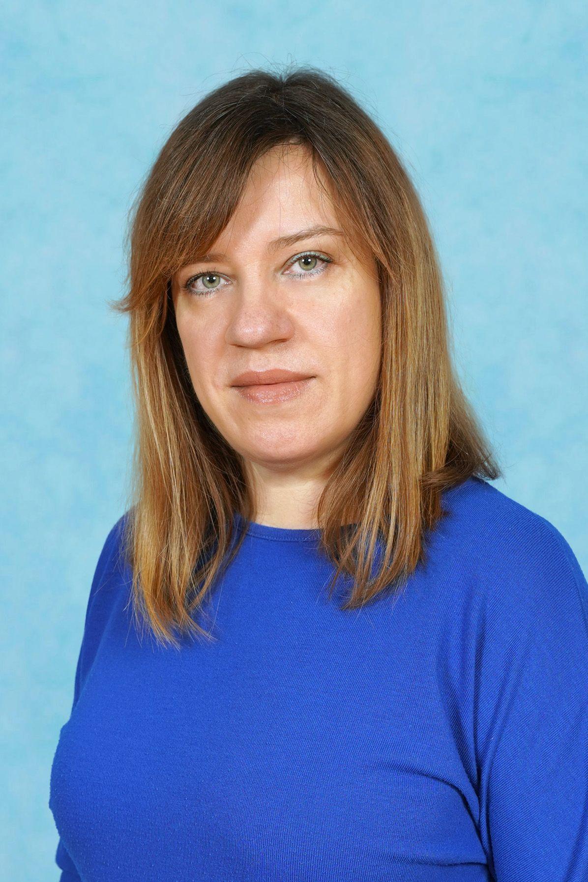Федорова Наталья Александровна