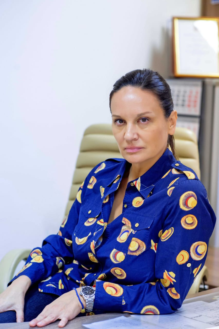 Лоскутова Екатерина Михайловна