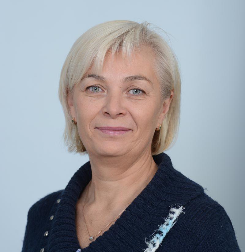 Коробейникова Галина Петровна