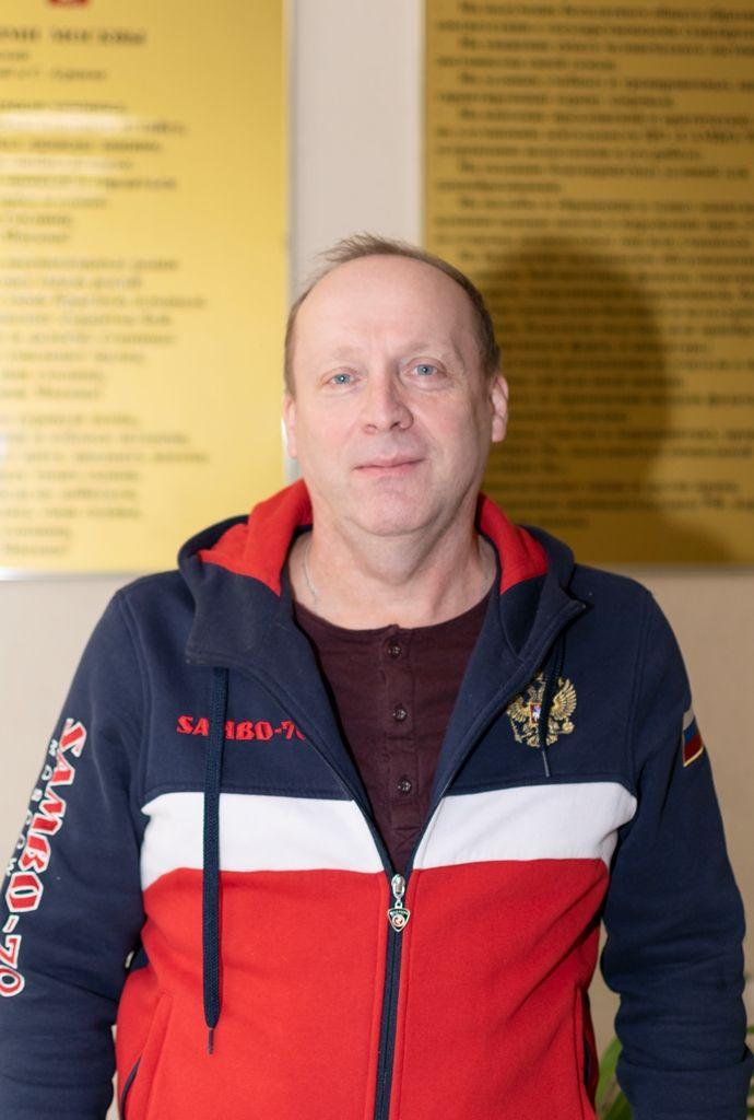 Блинов Алексей Владимирович
