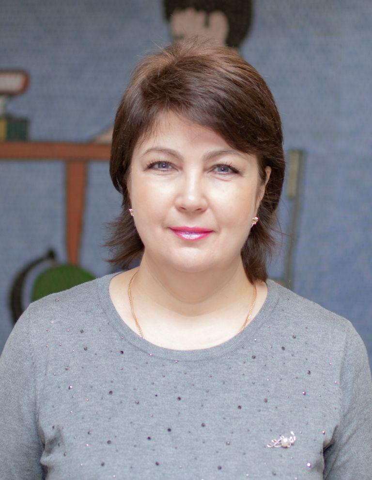 Мартынова Людмила Анатольевна