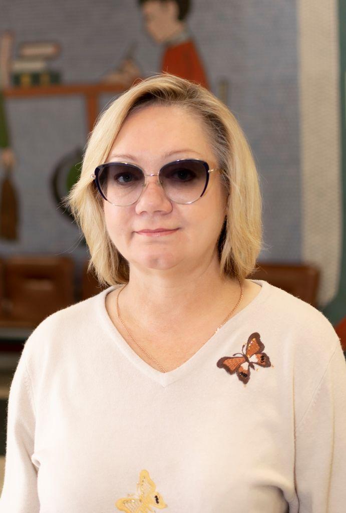 Соколова Надежда Николаевна