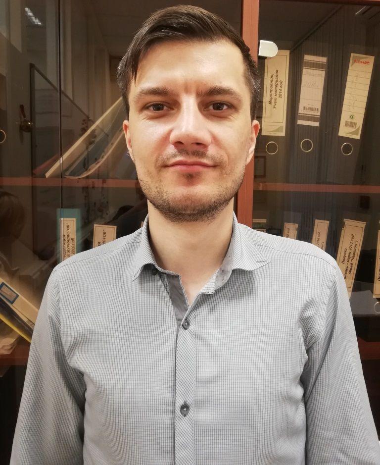 Ушаков Виталий Сергеевич
