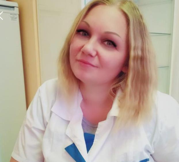 Луференко Евгения Викторовна