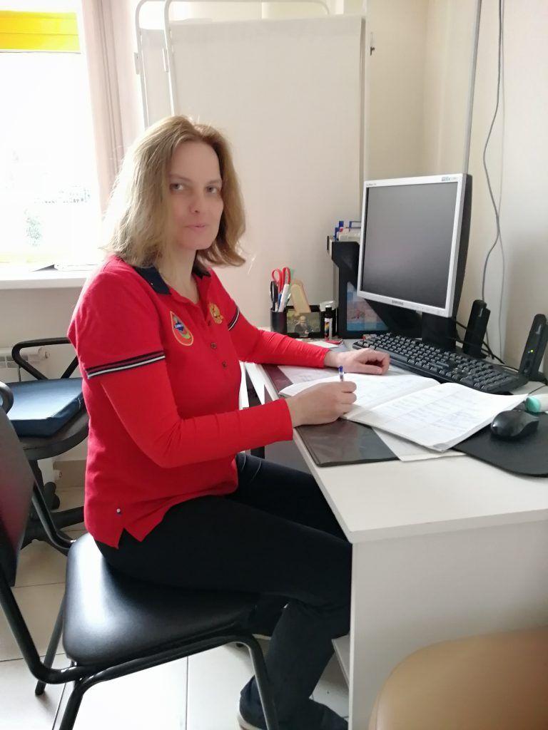 Сидорова Светлана Николаевна