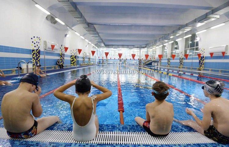 Отделение «Юность» проводит конкурсный набор по плаванию...